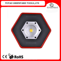 New type outdoor led flood light work light 20W cob zhejiang yuyao factory
