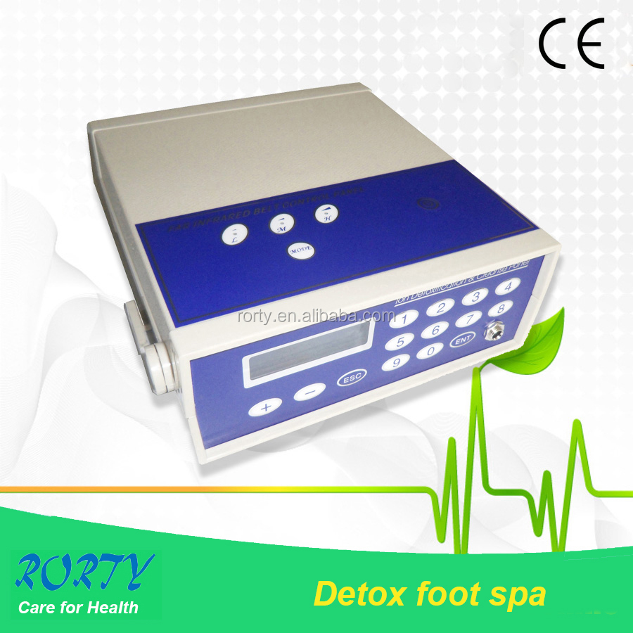Home physical therapy equipment - Physical Therapy Equipment Home Use Hydrosana With Detox Foot Spa Ionic Cleanse Foot Massager Physiotherapy Machine