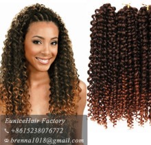 Jerry curly names of different synthetic hair lasting long time freetress hair braids wholesale syntehtic hair extensions