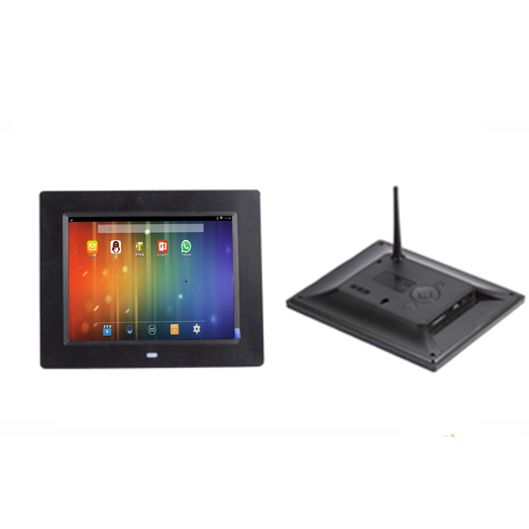8 Inch Wifi Free Download Install Software Digital Photo Frame - Buy ...