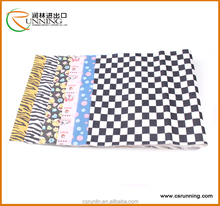 polyester felt needle printed nonwoven fabric