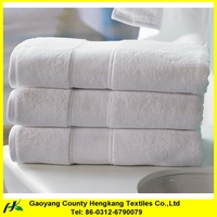 Supply Customize Size Logo Cotton Hotel Towel/Floor Mat