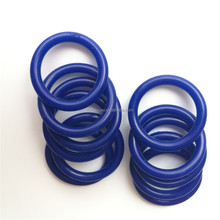 Top sell antistatic aflas o ring / Latex O Ring for excavator /mini blue colorful o ring