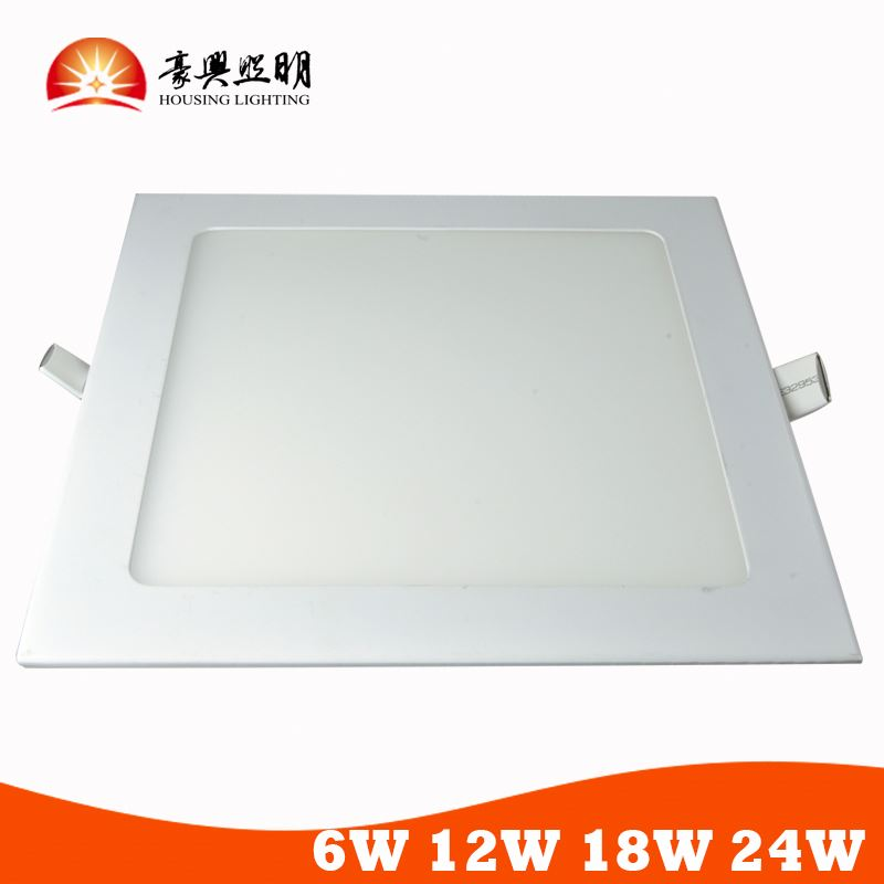 Oem And Odm Good Quality High Lumen 24W Home LED Drop Ceiling Light Panels With TUV