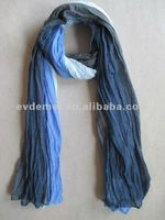 Fashion custom polyester handmade scarf maker