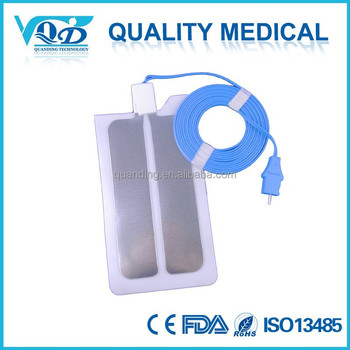 Popular 10feet REMcable disposable patient plates