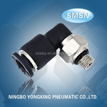 Made in China professional pneumatic fitting manufacturer quick tube connector
