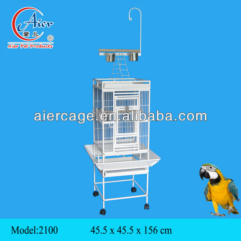 new cage metal bird cage with hook