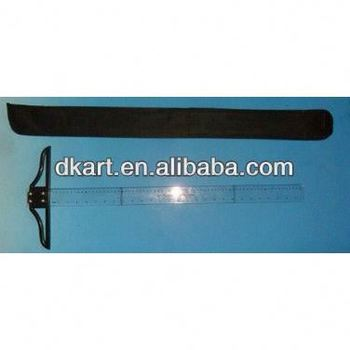 Factory Manufacture High Quality Promotional Cheap Plastic T Square Ruler