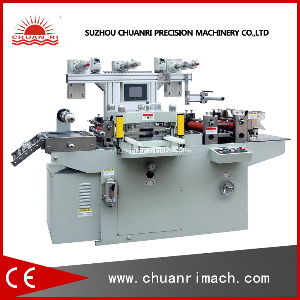 Die Cut Copper Foil Machine From China