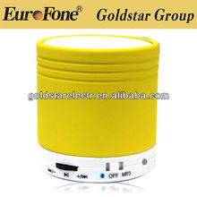 2013 bluetooth mini speaker for mobile phone with microphone