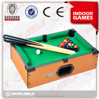 Tabletop Pool Table ,7FT MDF Pool Table Cheap Pool table