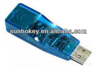 USB 2.0 LAN RJ45 Ethernet 10/100 MBPS computer adapters card
