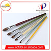Wholesale Price Paint brush manufacturers Artist Drawing set Weasel Hair Chinese Paint brush manufacturers