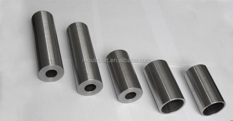 precision metal parts with thread