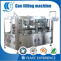 Red Bull Energy Drink 250ml Can Filling Machine/Rotary Filling Machine