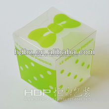 customized small clear flat plastic boxes,high quality