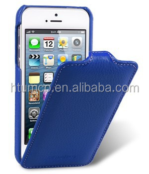 Newly design premium Leather cover,cell phone case,Nappa cover case for Apple iPhone 5/5C