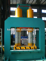 YW35 gantry hydraulic press number plate machine waste paper prices olive oil machine