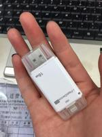 For iPhone 5,6, 6 Plus 5C 5S ipad Metal Pen drive HD memory stick Dual purpose mobile Otg Micro Usb Flash Drive 8G 16G 32G 64GB