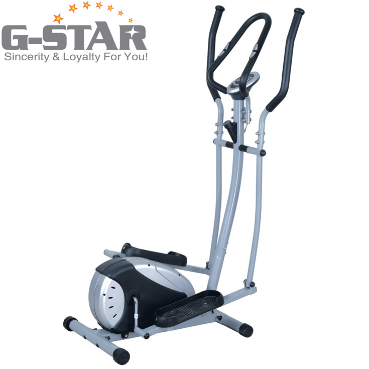 GS-6.2H New Design Indoor magnetic body fit elliptical bike for Home Use