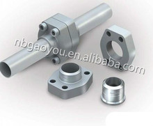 aluminum fabrication works within top quality