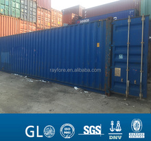 Used 20ft dry cargo container/used 40 ft container/used 40 high cube