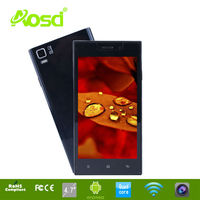 made in China aosd MTK6582 quad core android smart phone Q5