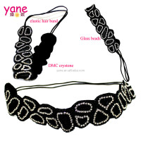 Crystone and Glass beads Hairbands Headbands For Lady Women Girls