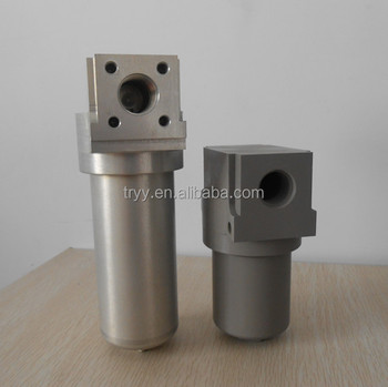 21 Mpa Pressure In Line Filter YPM Series with by-pass valve