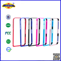 2014 New Arrival Perfect Fit Ultra Thin 0.7mm Aluminum Frame Case Cover Skin Metal Bumper Case for iPhone 5 5S Laudtec