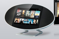 new arrival hot Android 5.1 touch screen Smart Tablet PC speaker 7 Inch wireless 3D stereo Bluetooth Speaker