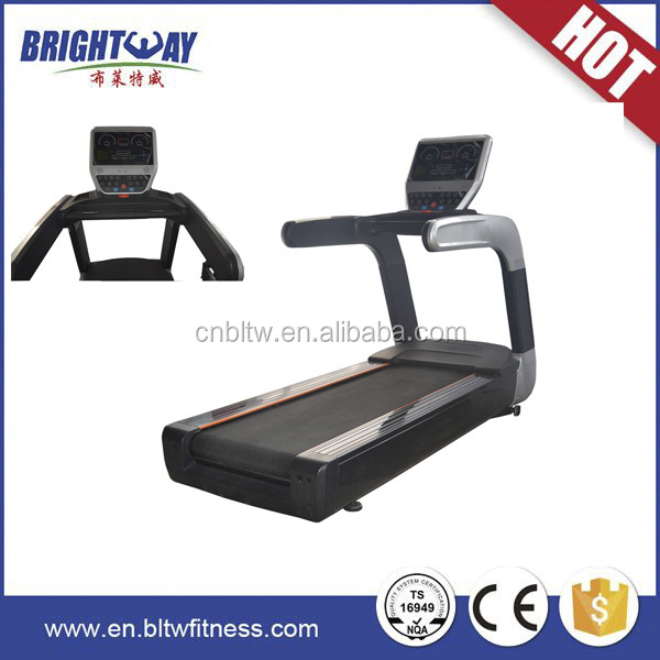 2016 New Designed Fitness equipment CE Approved Professional Commercial Treadmill for sale