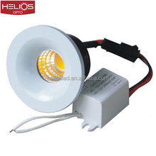 35mm cut out round recessed 3w mini 12v led downlight