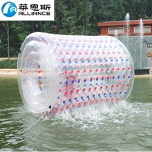 inflatable pool toys water roller