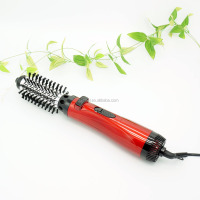 Strong Wind Electric Rotating Hot Air Brush Styler