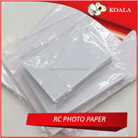 Rc 4x6 inkjet papers a4 glossy photo paper koala