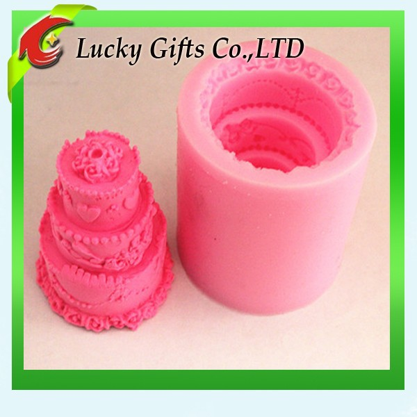 Top Selling FDA Approved Silicone Birthday Candle Molds