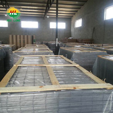 Anping Huilong welded wire mesh fence panels in 6 gauge. with high quality