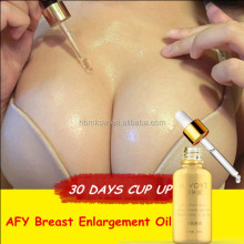Natural plant firming tightening hot Breast Enlargement Massage Toner Oil