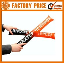 Promotional Inflatable Party Noise Maker Cheering Sticks