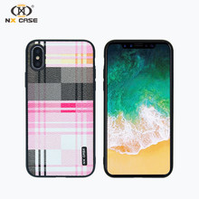 Cool lattice customise cellphone case for apple iphone 8 china made covers