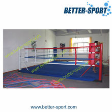 factory mounted ground floor boxing ring, easy install floor boxing ring