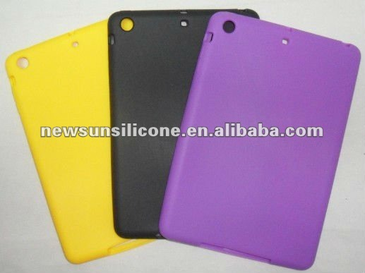 silicon Case for mini ipad 7""