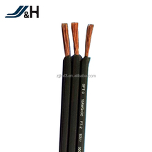 300V UL Standard PVC Flexible 100% copper 16AWG 3 cores SPT-3 Parallel Power Cords