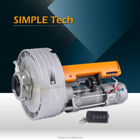 Strong power dc electric roller shutter motor