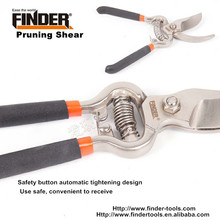 Convenient High Hardness Dipped Plastic High Carbon Steel Pruning Shear