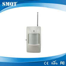 Wireless PIR motion sensor for alarm