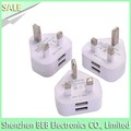 Low price high quality uk charger for iphone 6 ipad has cheap cost