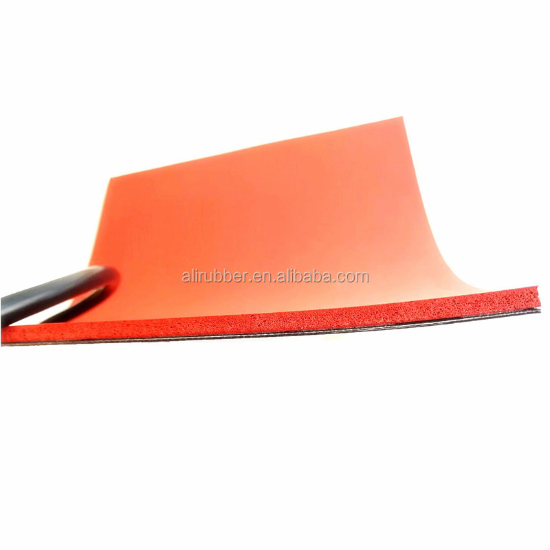 12V Pizza Bag Heater  silicone rubber heater  300*400mm